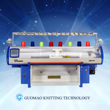 high speed blanket knitting machines for home use double system 60 inch