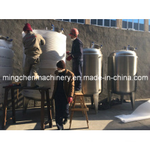 Ss304/Ss316 Vertical Storage Tank
