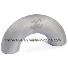 Ss aço inoxidável sem costura Pipe Elbow 180 graus
