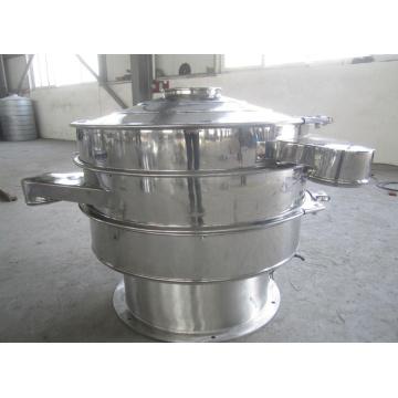 Série 2017 ZS Peneira vibratória, peneira de grãos SS, conjunto de peneira circular