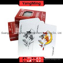 00% пластик покер игральных карт Япония Импорт (Юм-PC08)