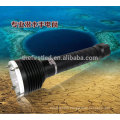 JEXREE Factory Led rechargeable powerful 3xCREE XM-L2 diving flashlight