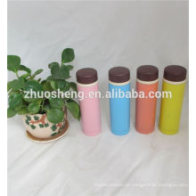 novo design BPA free balão de vácuo mini garrafa térmica do aço inoxidável de boa qualidade parede dupla