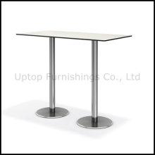 Две ноги компактный, длинный барный стол на 4-6 человек (СП-BT673)