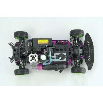 Atacado Nitro Cars Toy 1/10 Escala RC Car (fábrica)