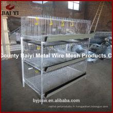 Cage de poulet de batterie pour le gril commercial (produits chauds de vente d'Alibaba)