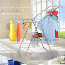 Professional Manufacture Metal Clothes Rack Airfoil