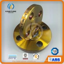 ASME B16.5 carbone bride en acier forgé bride avec TUV (KT0008)