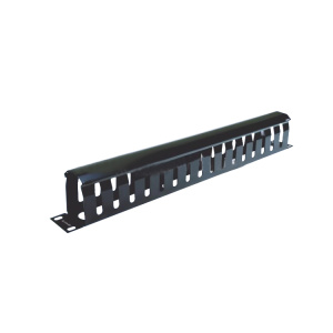 Rack Mount 19-inch Metal Cable Management