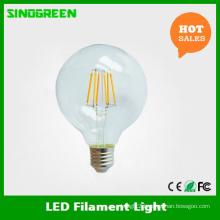 110lm/W 6W G95 LED E27