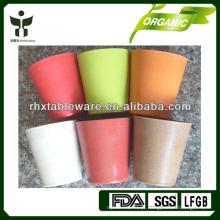 Fibra de bambu biodegradável galss