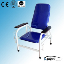 Krankenhausmöbel, Stahl lackiert Rahmen Krankenhaus Transfusion Stuhl (W-4)