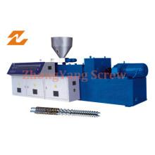 Extrusora de plástico extrusora de doble tornillo paralelo
