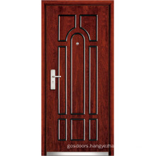 Steel Wooden Front Doors (WX-SW-103)