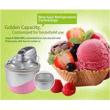 Petite machine de fabricant de crème glacée pour la maison