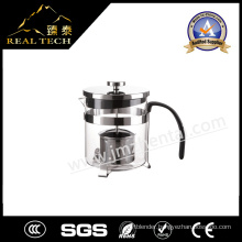 Cheap Price Borosilicate Glass Teapot with Strainer