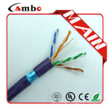 schneider cat6 cable UL listed CMP(Plenum)