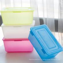 Изготовление пластиковых ящиков для пищевых продуктов