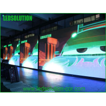P10mm farbenreiche LED-Videowand LED-Anzeige im Freien