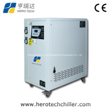 -35c 2kw Low Temperature Water Cooled Glycol Chiller Manufacturer