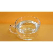 Jarabe de fructosa para receta de té con leche