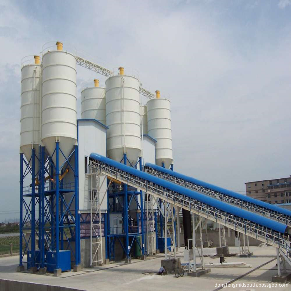 Concrete Batching Plant 4