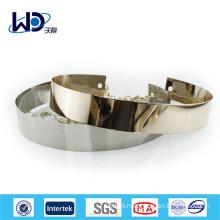 New Design Gold Metal Fancy Belts