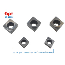 Режущие пластины для токарного станка PCD для алюминия оптом