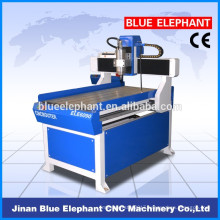China hot sale mini cnc lathe wood machine with factory price