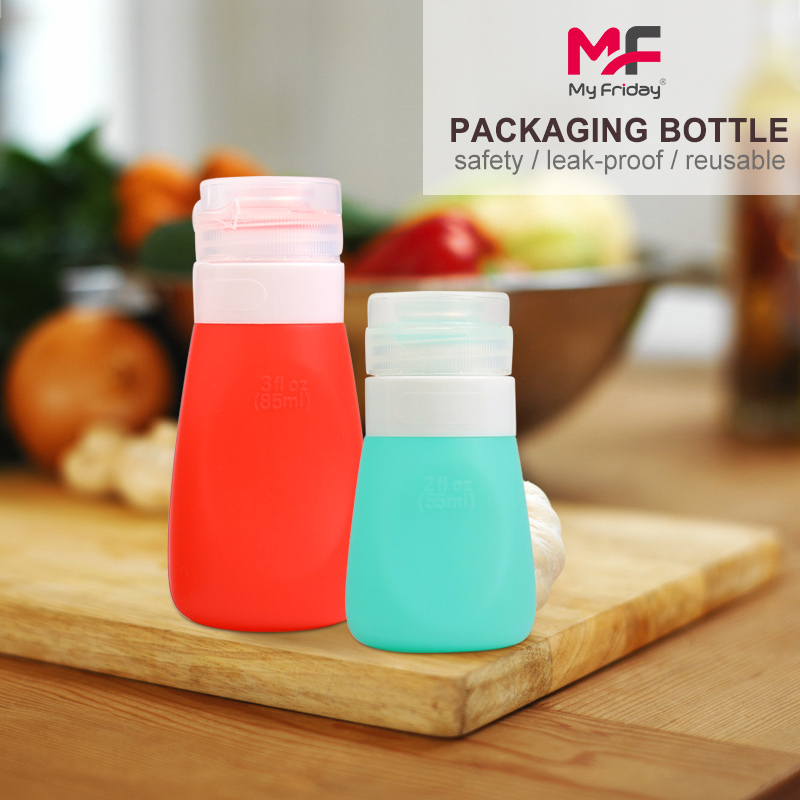 Spill Proof Travel Bottles