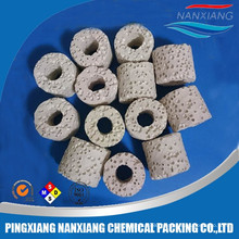 chain ceramic bio ring filter quartz stone fish aquarium