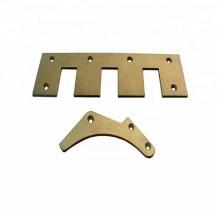 Componentes de estampagem de cobre personalizados