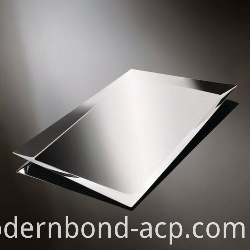 Black Aluminium Composite Sheet