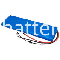 Samsung 25R Skateboard Battery