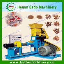 Top-venda BD-GP70 180-250 KG / H flutuante peixe pellet feed que faz a máquina made in china