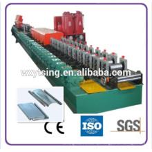 Pass CE e ISO YTSING-YD-1154 alumínio / aço Roller Shutter máquina com PU espuma