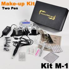 Kits de tatuaje delineador de ojos permanente máquina de maquillaje