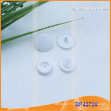 Bouton Snap en plastique pour manteau de pluie, vêtements pour bébés ou papeterie BP4372