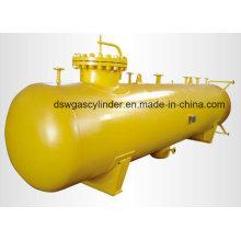 Tanque de amônia líquido 25 M3