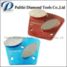Floor Grinder Metal Segment Tools Diamond Concrete Abrasive Grinding Disc