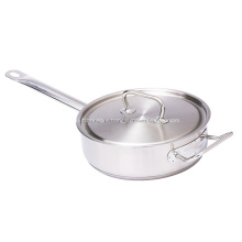 Compound Steel Triply Cookware Fry Pan 42cm Wok