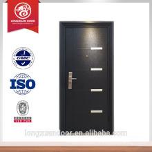 Porta de entrada de design de aço inoxidável da moda em venda design da porta principal Escolha do fornecedor