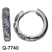 Boucles d'oreille de bijoux en cuivre de nouveau modèle avec le prix concurrentiel d'usine