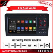 Car Audio para Audi A3 Android GPS Navigatior