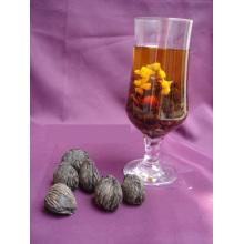 Coquille d'or (thé artistique, thé fleurissant, thé artificiel)