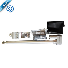 24V 6000N 24 inch stroke dc linear actuator with waterproof boot