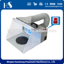 HS-E420DCLK Professional model spray hobby color spray booth