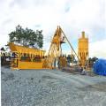 25 No Foundation Concrete Mixer Plant
