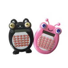 8 Digits Cute Cartoon Animal Shaped Calculator