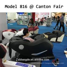 video NOUVEAU fauteuil de massage L-track 3D sans gravité